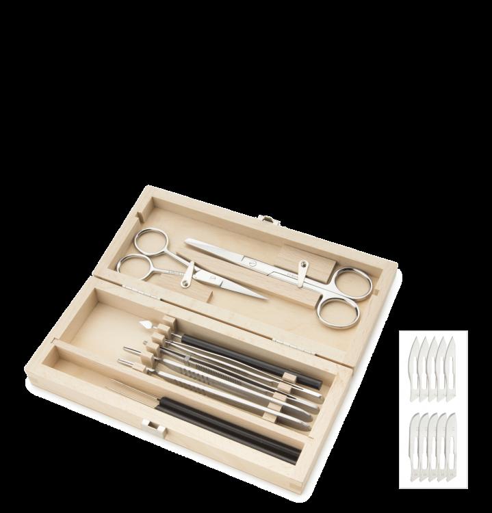 Kit de disección PB.5114 - Euromex