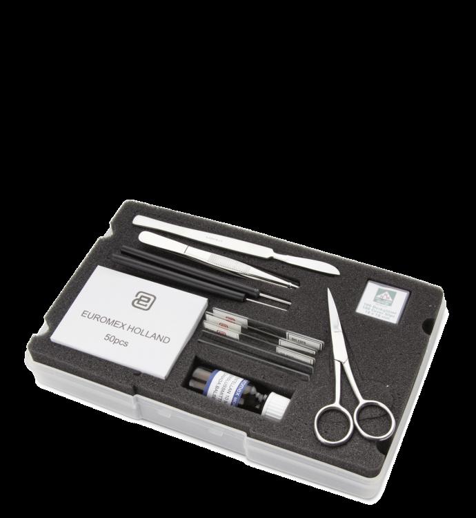 Kit de disección profesional PB.5125 - Euromex