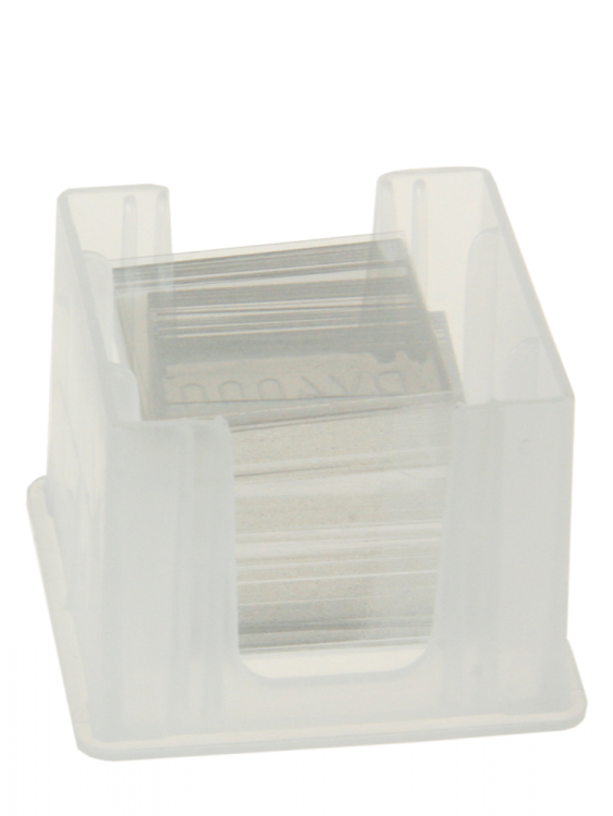 Porta-objetos y cubre-objetos - Euromex