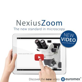 Microscope promotie video's